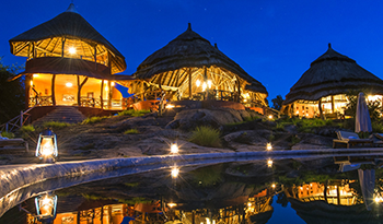 Lake Mburo National Park Accommodation
